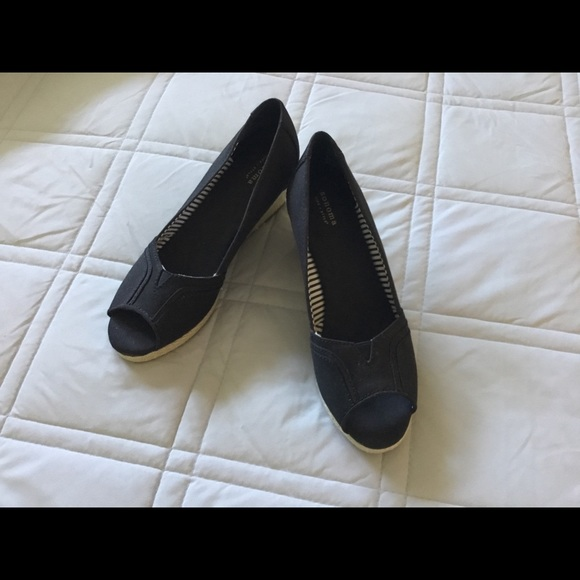 Sonoma Shoes - Sonoma summer peep toes